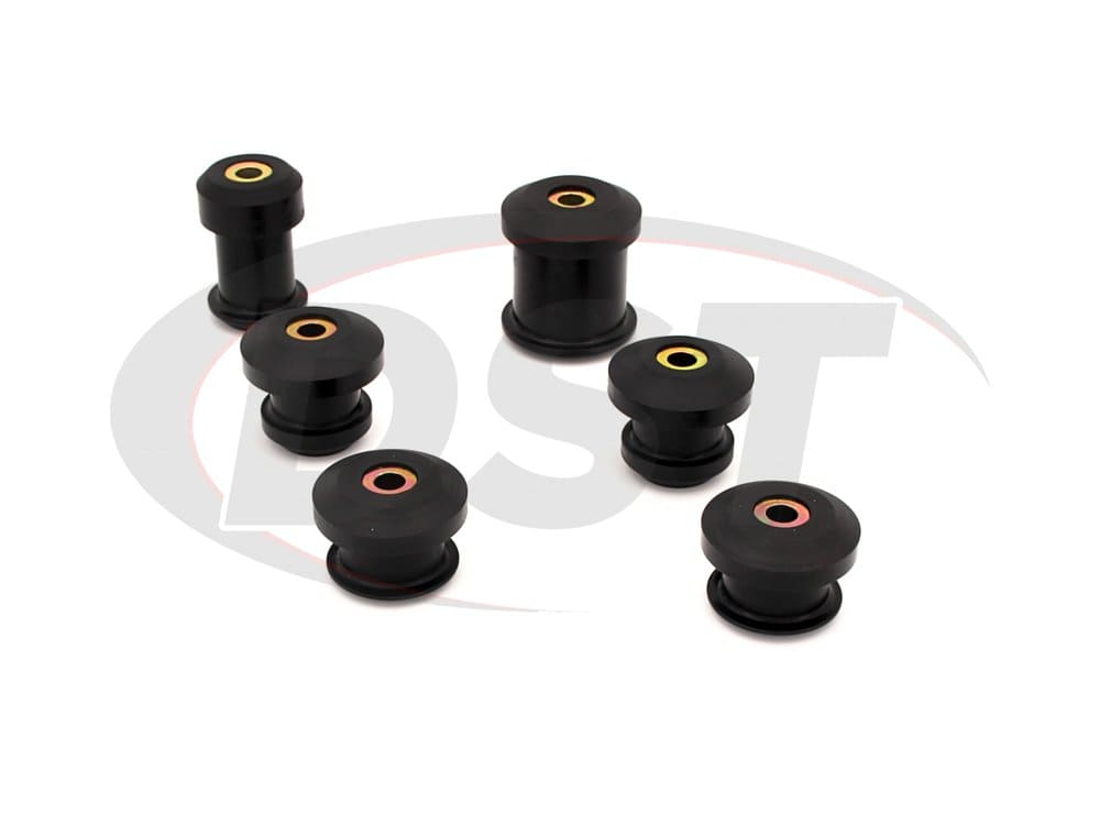 6312 Rear Control Arm Bushings - Upper and Lower