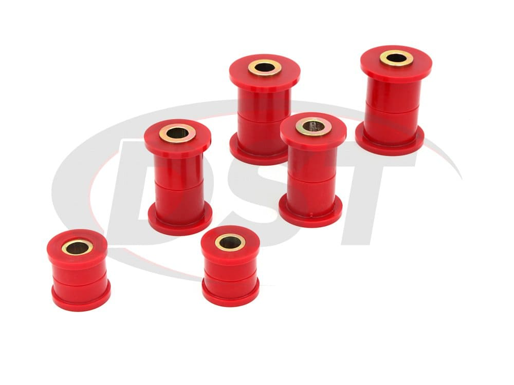 6813 Rear Leaf and Panhard Bushings