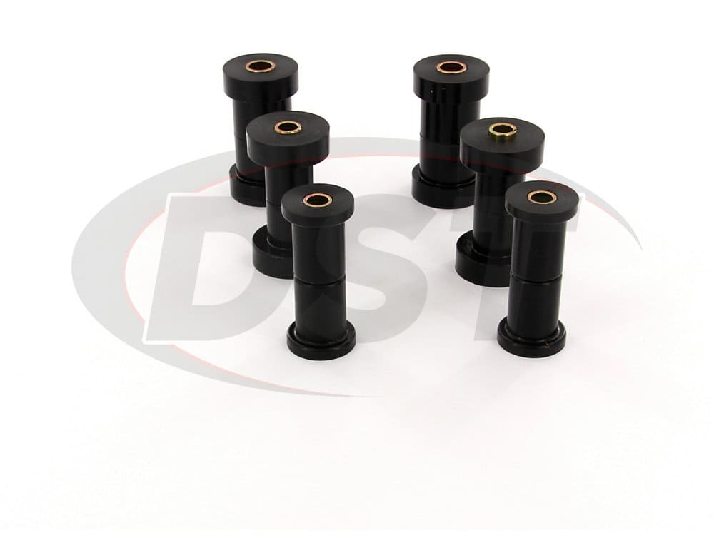71015 Front Leaf Spring Bushings for Rancho Springs with replacement #RS954