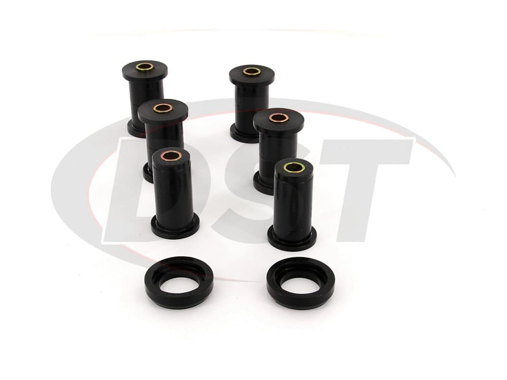 71016 Rear Leaf Spring Bushings - 1.5 Inch Spring Eyes