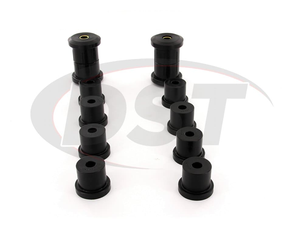 71018 Rear Leaf Spring and Shackle Bushings - Mono Leaf