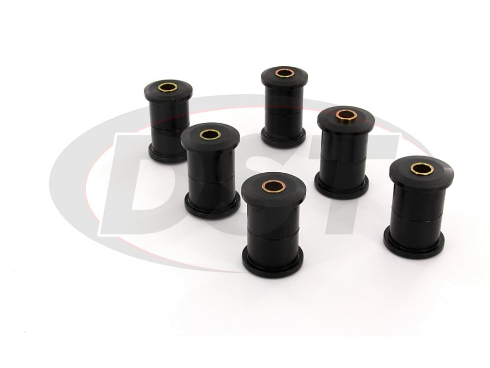 71054 Rear Leaf Spring Bushings - 1-1/2 OD Frame Shackle Bushings
