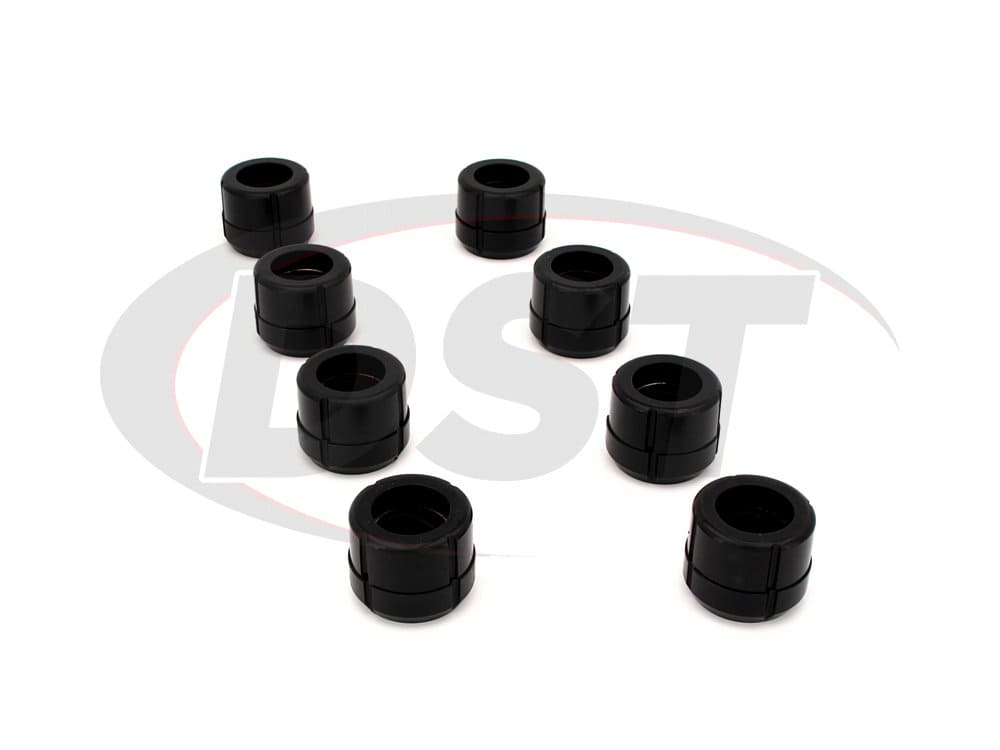 7111 Body Mount Bushings and Radiator Support Bushings - Crew Cab