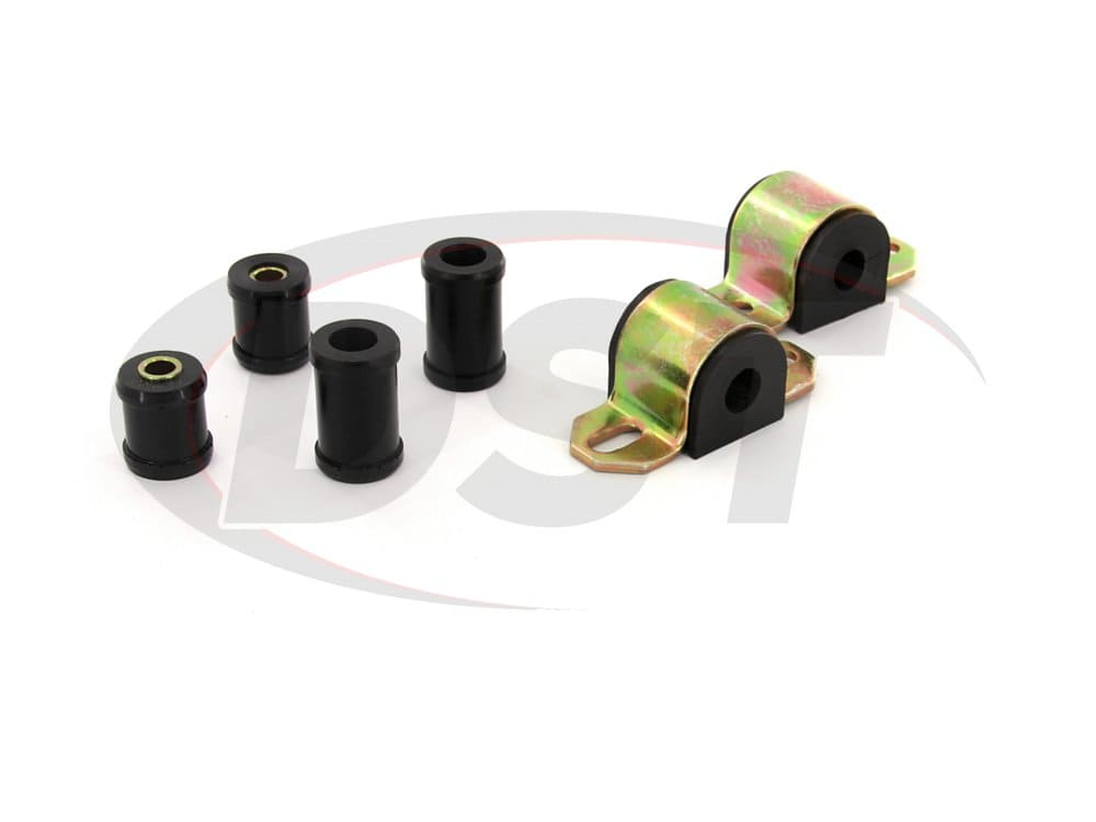 71117 Rear Sway Bar and End Link Bushings- 15.87mm (5/8 Inch) - 2 Bolt Clamp Style