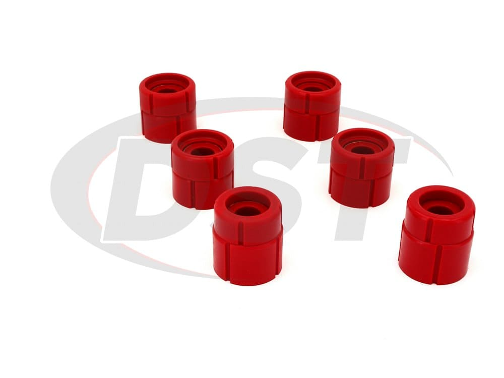 7112 Body Mount Bushings Kit - Standard Cab