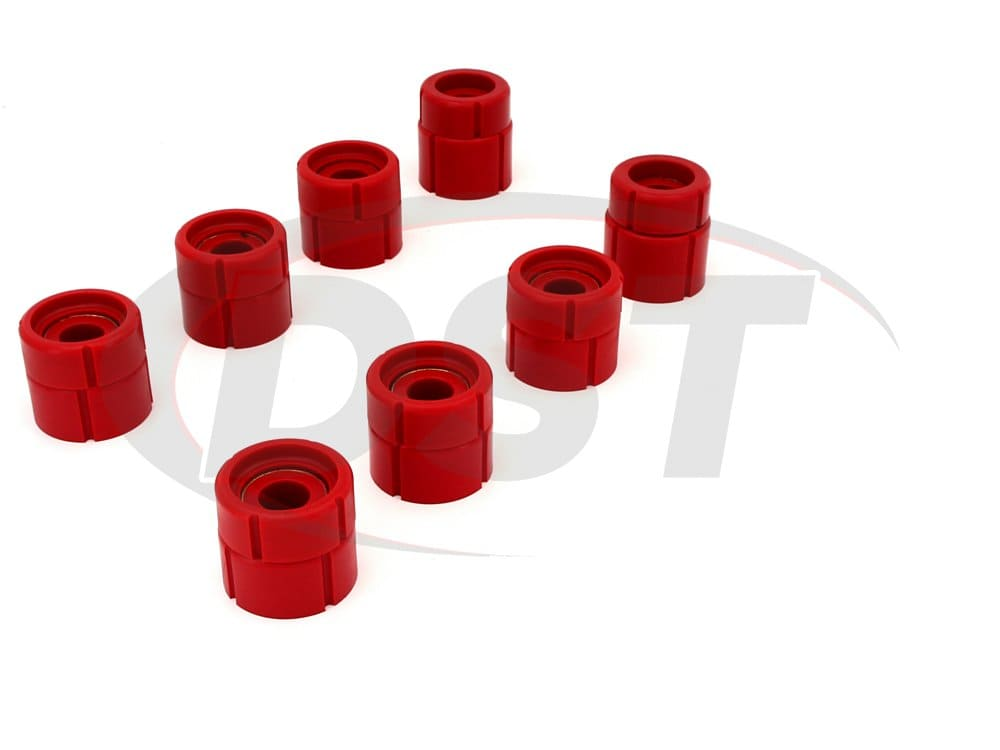 7113 Body Mount Bushings Kit - Extra Cab