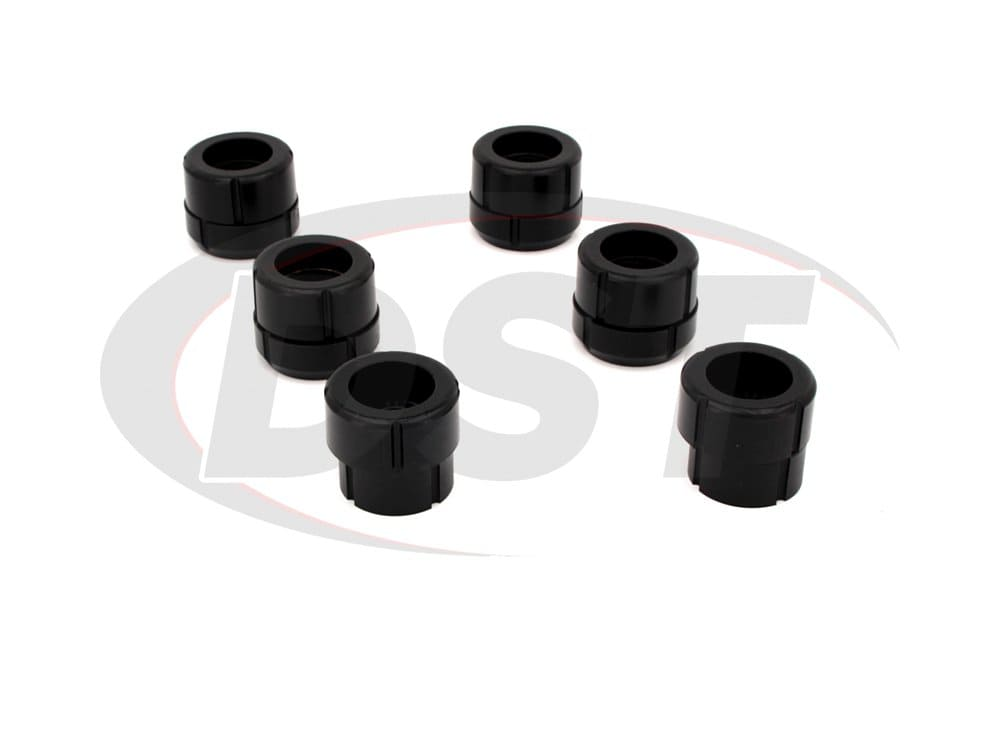 7115 Body Mount Bushings and Radiator Support Bushings - Regular Cab