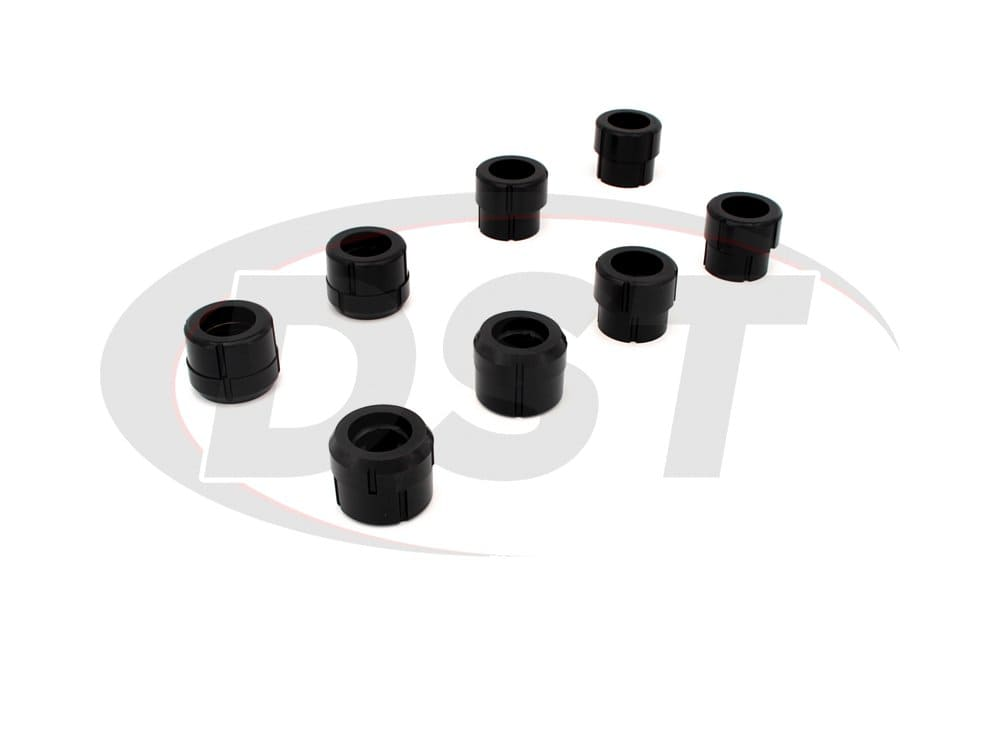 7116 Body Mount Bushings and Radiator Support Bushings - Extended Cab