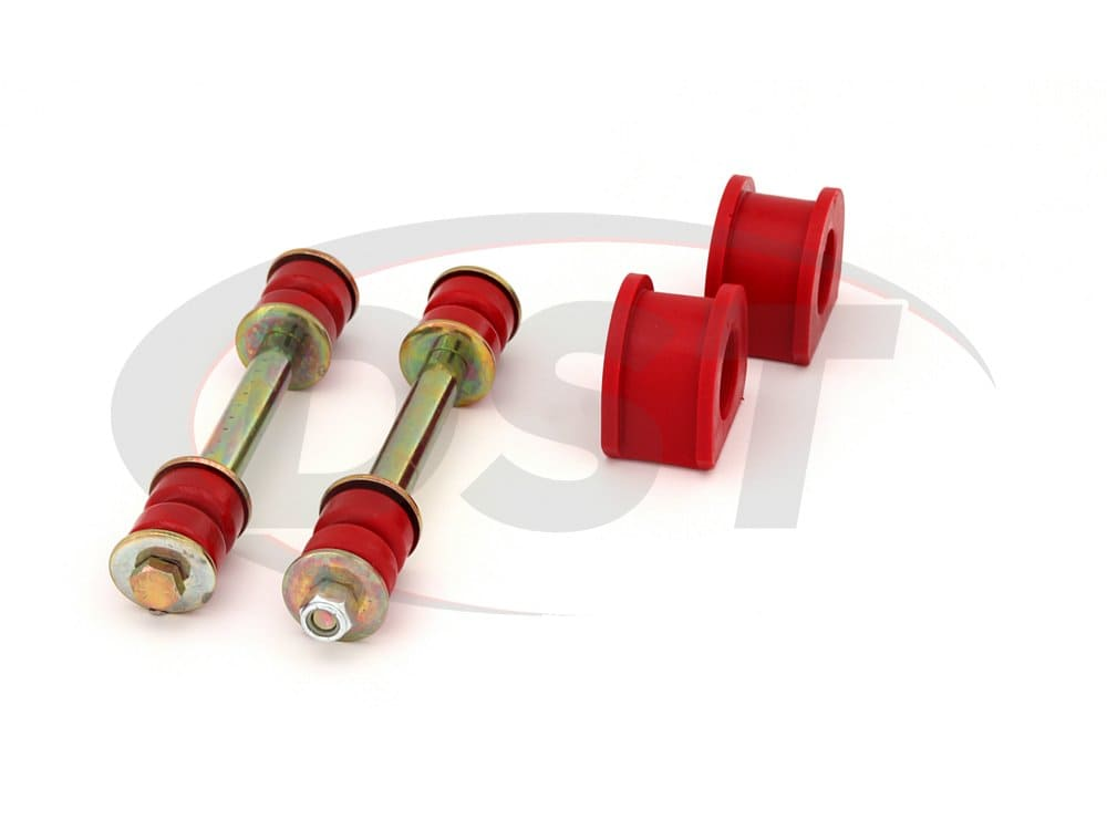 71167 Front Sway Bar Bushings and Endlinks - 28.44mm (1-1/8 Inch)