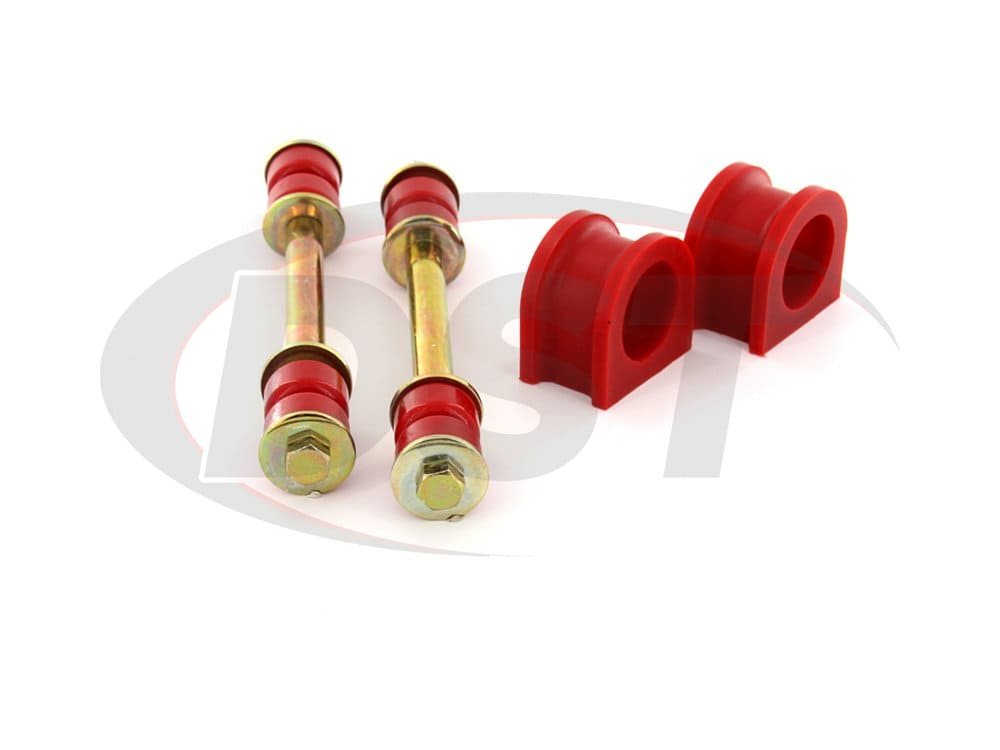 71168 Front Sway Bar Bushings and Endlinks - 36mm (1.42 Inch)