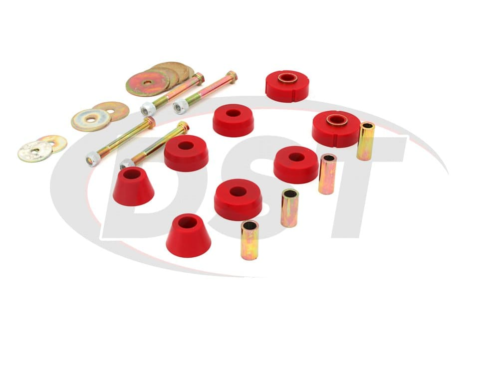 7118 Body Mount Bushings Kit