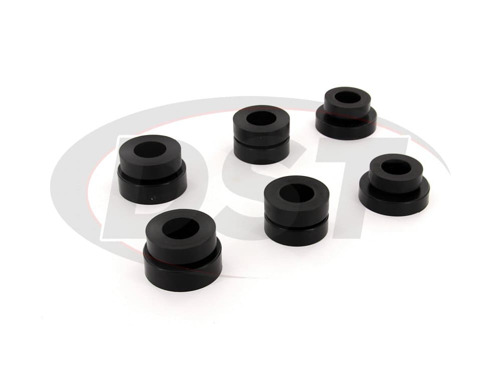 7119 Body Mount Bushings and Radiator Support Bushings - Hardtop Only