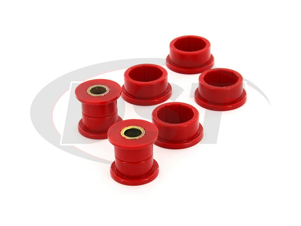 71205 Rear Strut Rod Bushings - Strut Eye Diff. Size Each End Re-Use All Metal Parts