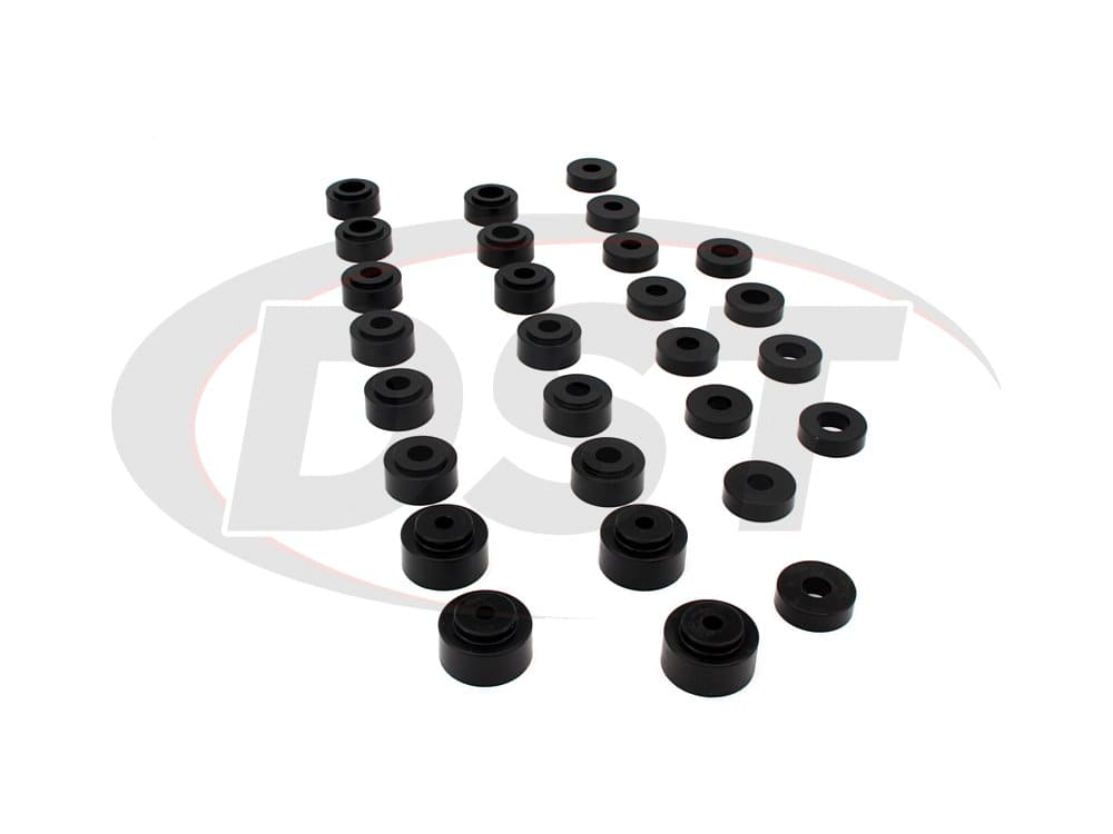 7123 Body Mount Bushings and Radiator Support Bushings