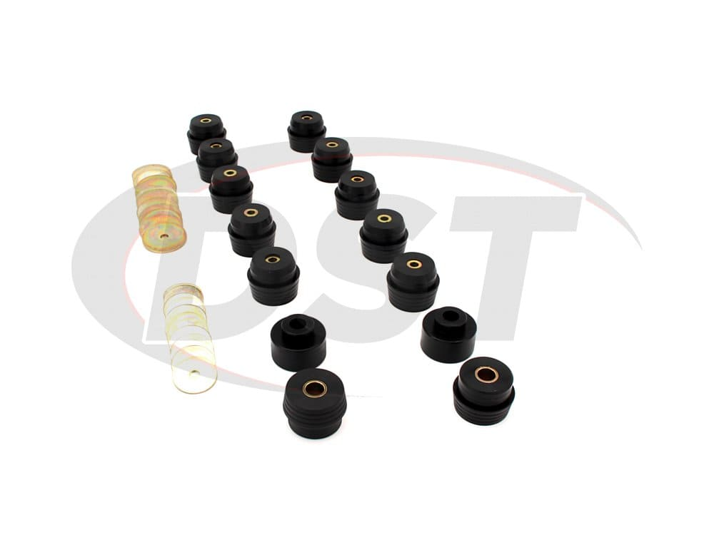 7132 Body Mount Bushings