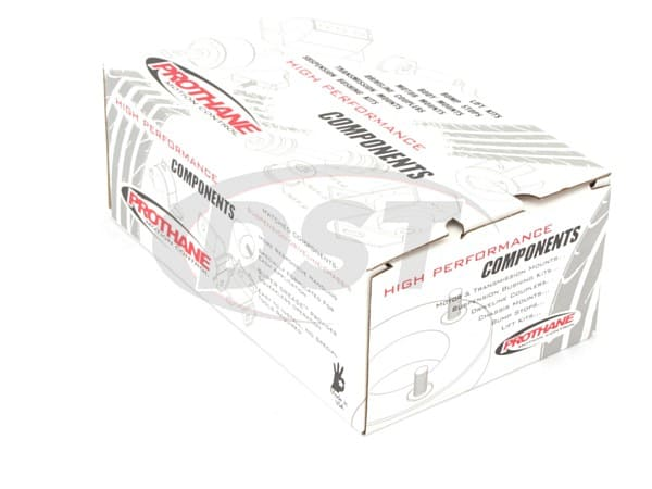 Body Mount Bushings and Radiator Support Bushings - 2 Door Hardtop Only