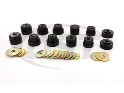 Prothane Body Mounts for Bel Air, Biscayne, Caprice, Impala