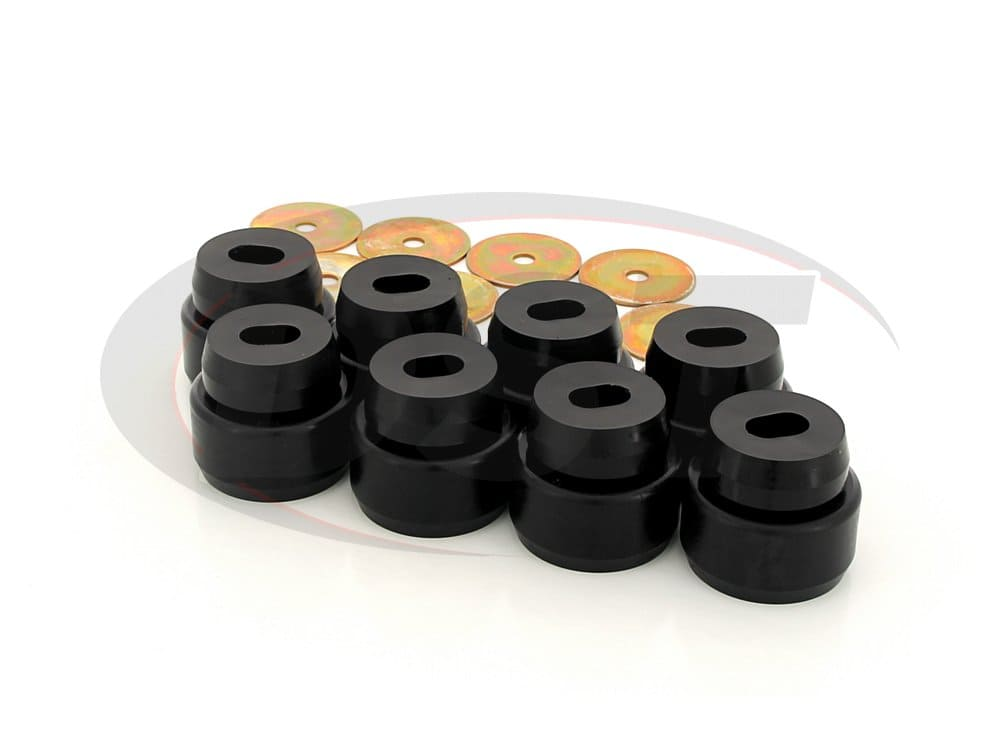 7141 Body Mount Bushings and Radiator Support Bushings