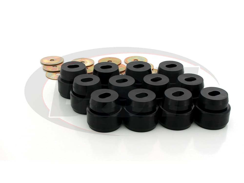 7143 Body Mount Bushings Kit