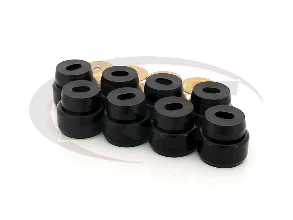 7148 Body Mount Bushings and Radiator Support Bushings