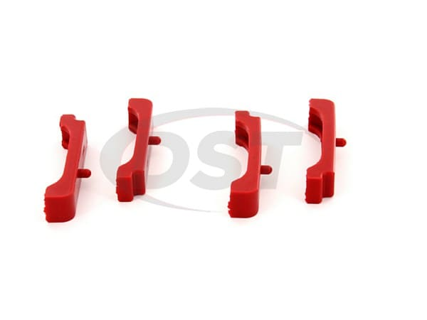 71712 Radiator Isolators - Big Block
