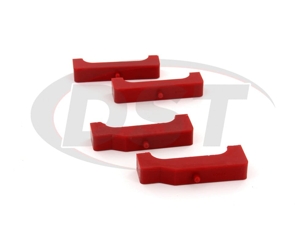 71714 Radiator Isolators - Big Block