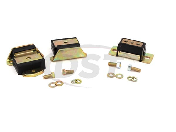 Early Motor and Transmission Mount Kit
