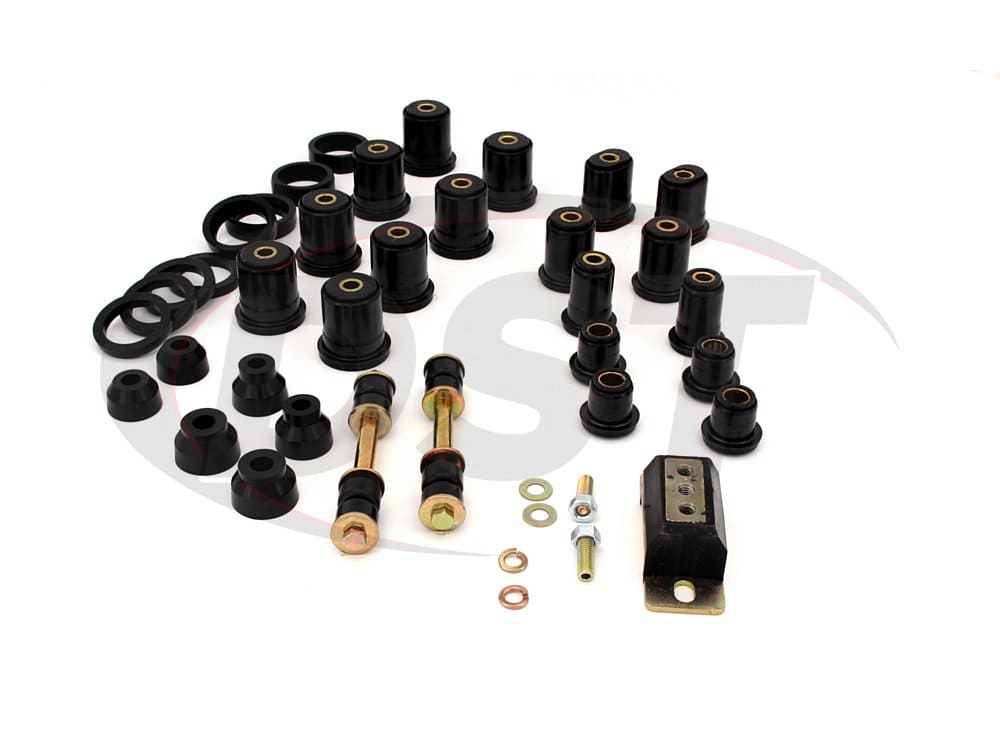 72001 Complete Suspension Bushing Kit - Buick and Oldsmobile Models