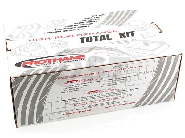 72002 Complete Suspension Bushing Kit - Chevrolet & Pontiac Models - Mono Leaf - with Transmission Mount