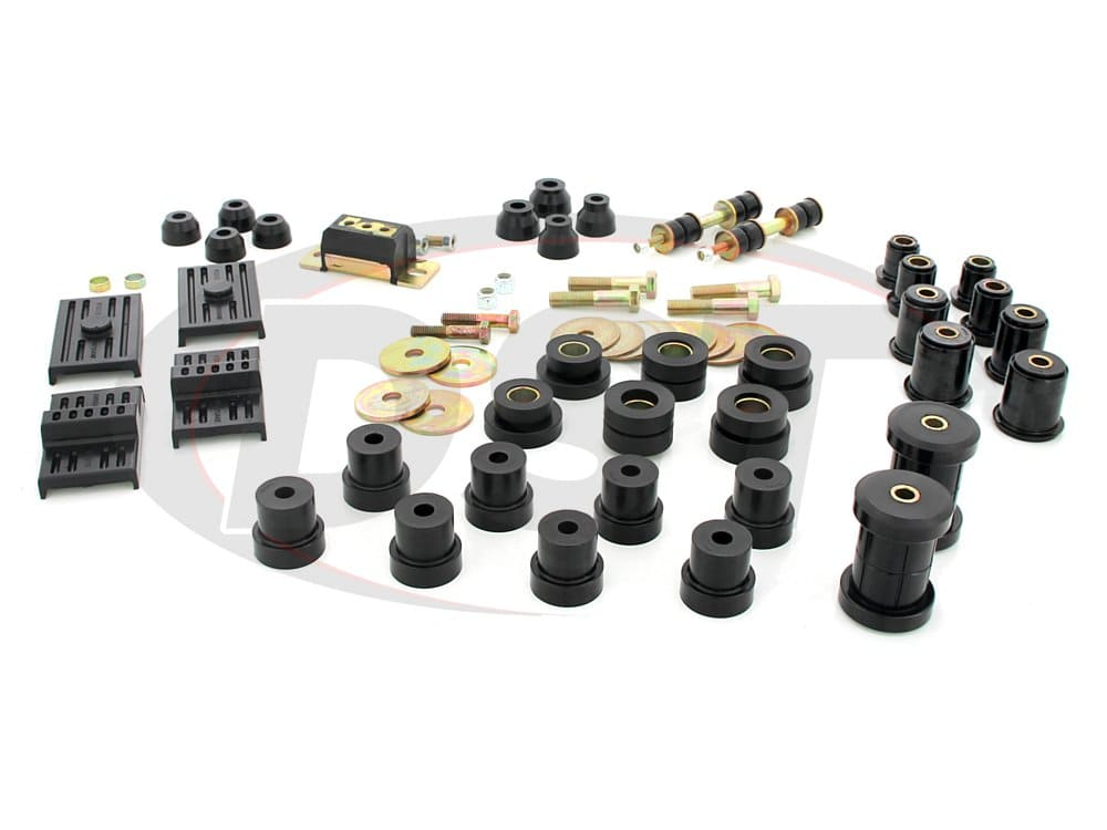 72005 Complete Suspension Bushing Kit - Chevrolet and Pontiac Models