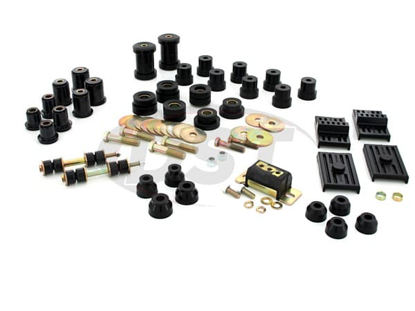 Complete Suspension Bushing Kit - Chevrolet and Pontiac Models