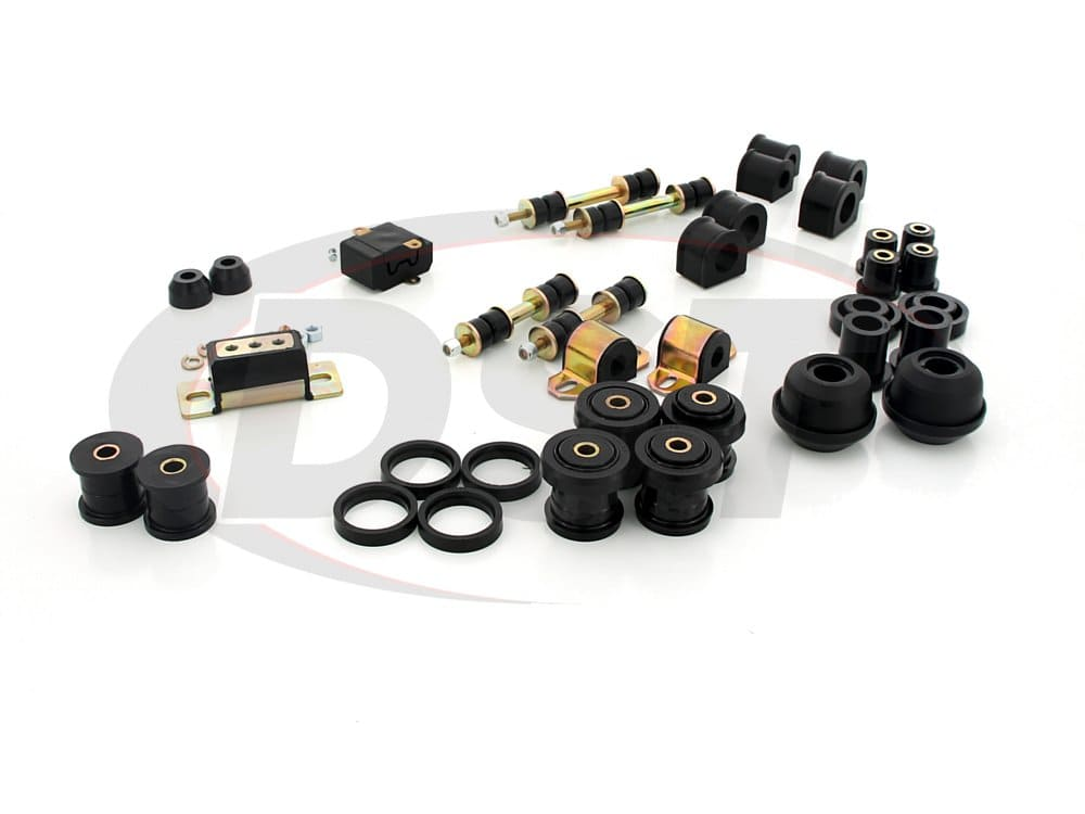 72009 Complete Suspension Bushing Kit - Chevrolet and Pontiac Models