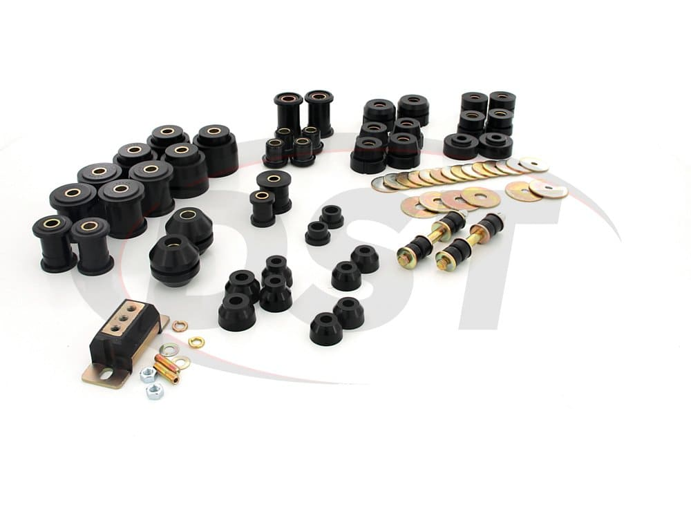72015 Complete Suspension Bushing Kit - Chevrolet Models 65-70 - 2 Door Hardtop Only