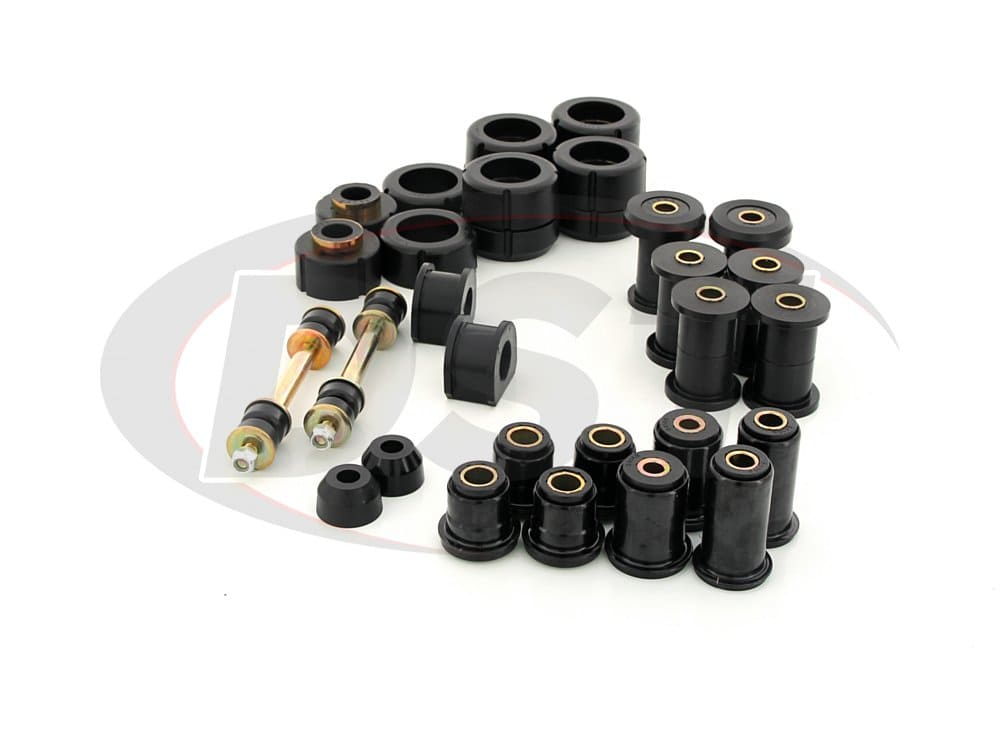 72020 Complete Suspension Bushing Kit - Chevrolet and GMC 2WD Models - Standard Cab