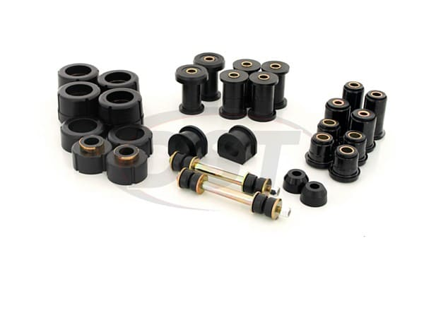 Complete Suspension Bushing Kit - Chevrolet and GMC 2WD Models - Standard Cab