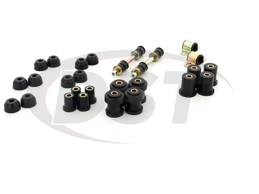 72034 Complete Suspension Bushing Kit - Pontiac Fiero 84-87