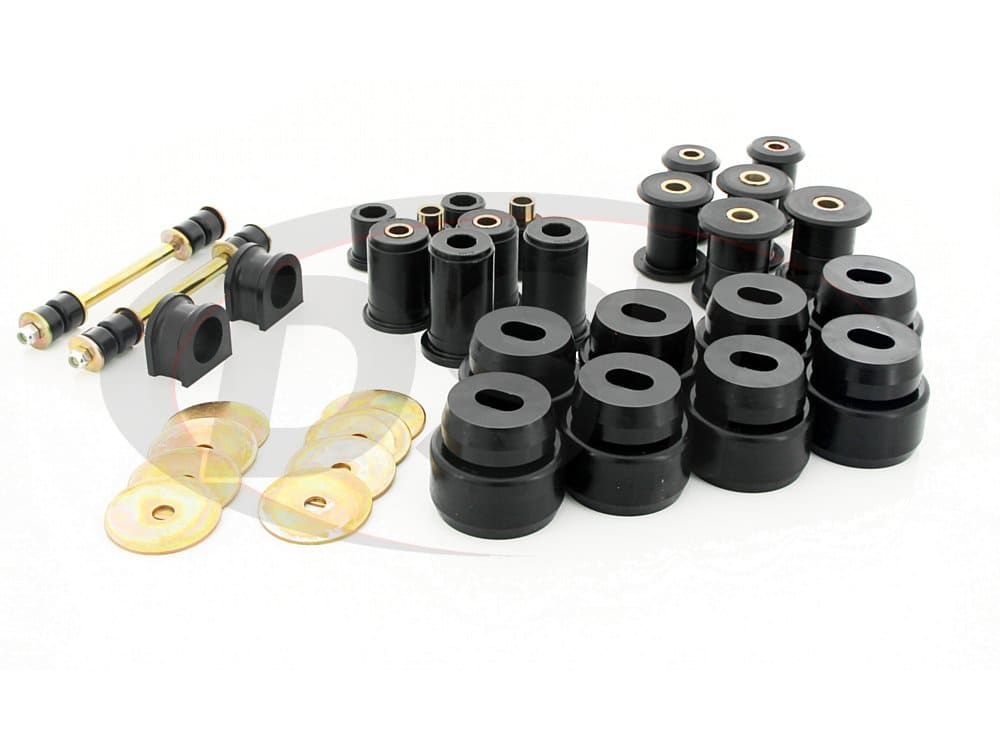 72042 Complete Suspension Bushing Kit - Chevrolet Silverado 1500 2WD 99-06