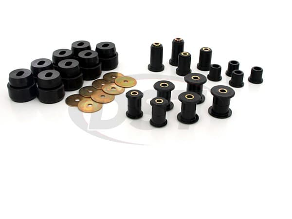 Complete Suspension Bushing Kit - Chevrolet Silverado 2500 2WD 01-06