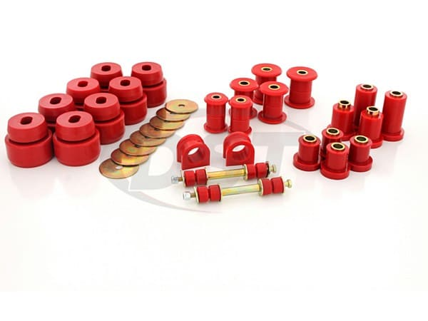 72046 Complete Suspension Bushing Kit - Chevrolet and GMC Models 07-13