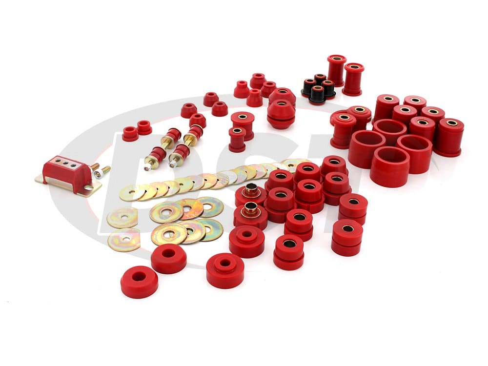 72048 Complete Suspension Bushing Kit - Impala Convertible 65-70