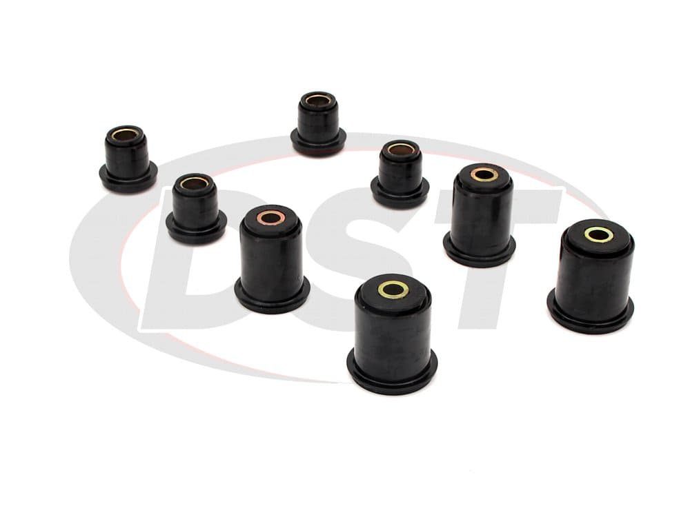 7221 Front Control Arm Bushings - w/Shells - w/ 1.90 Inch OD Lower