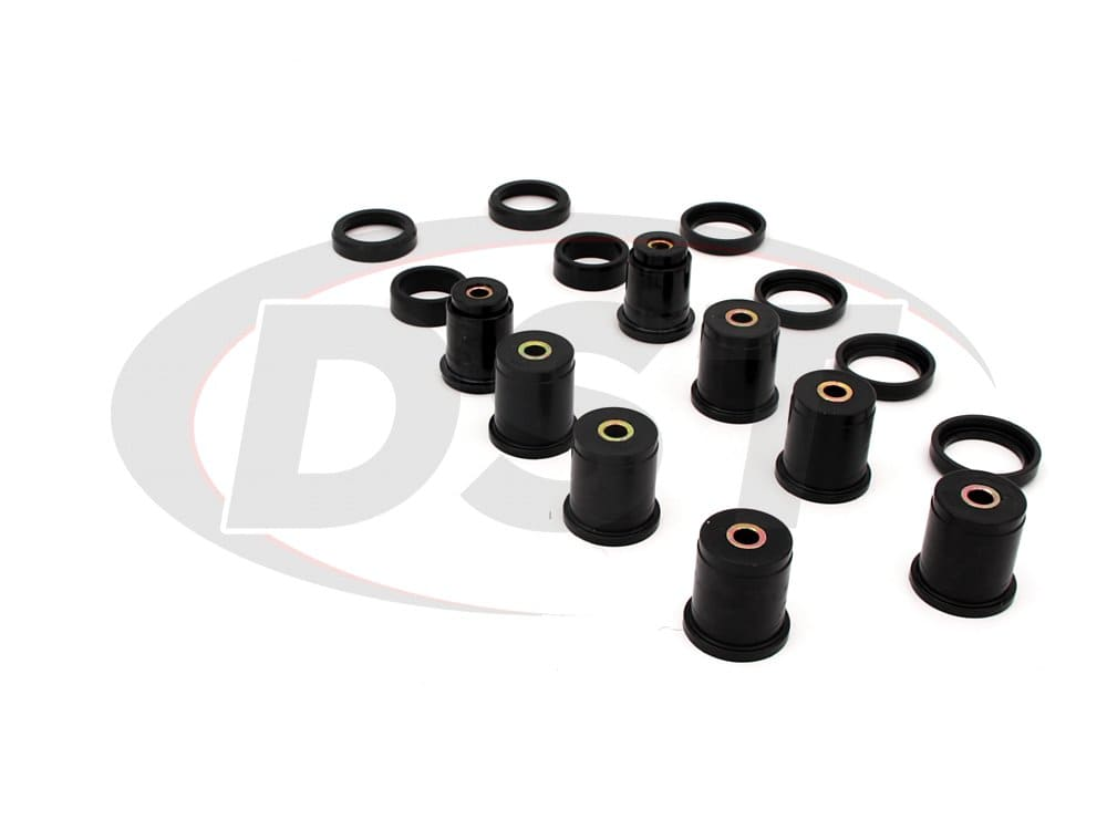 7311 Rear Control Arm Bushings - without Shells