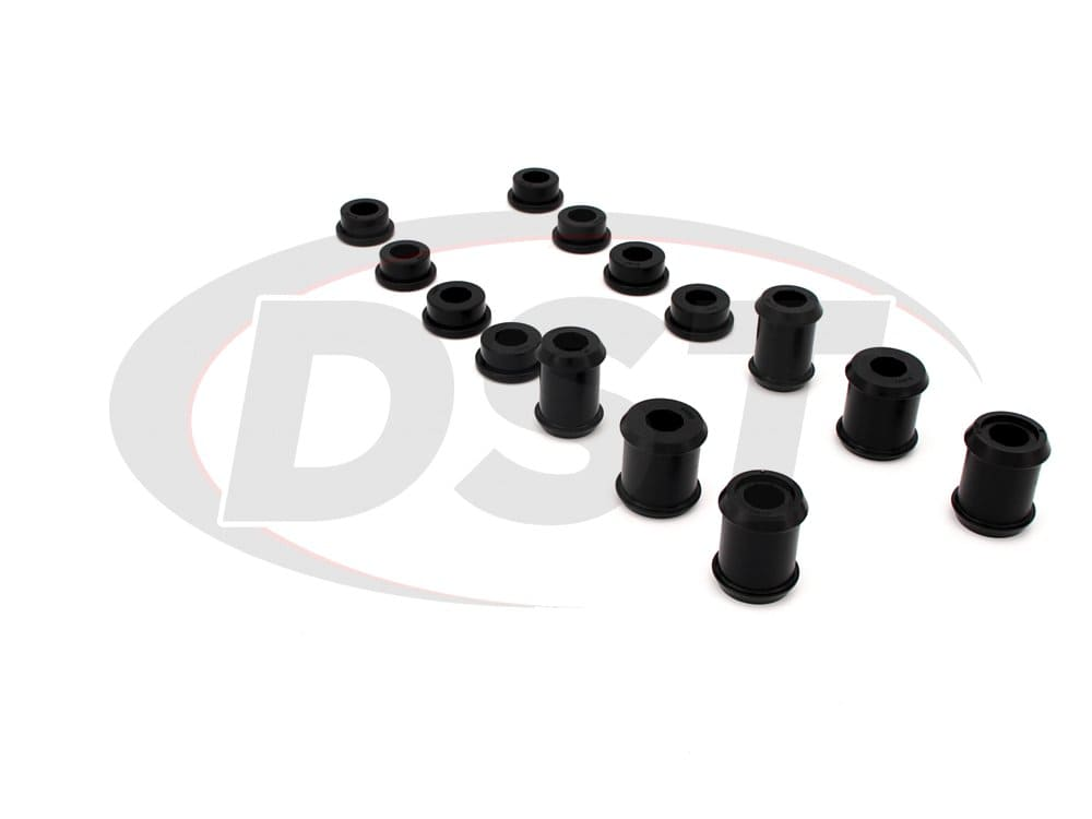 7316 Rear Control Arm Bushings - without Shells