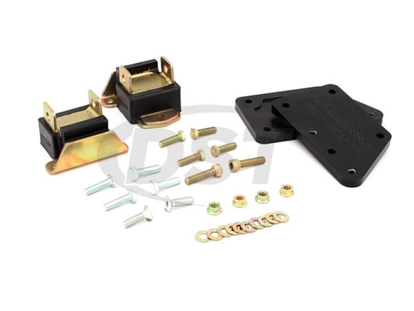 LS-1 Motor Mount Adapter Kit - Type B