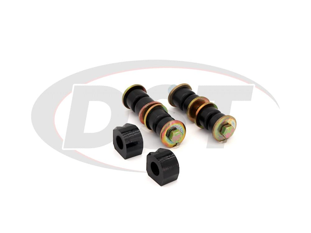 81103 Front Sway Bar Bushings and Endlinks - 16mm (0.62 inch)