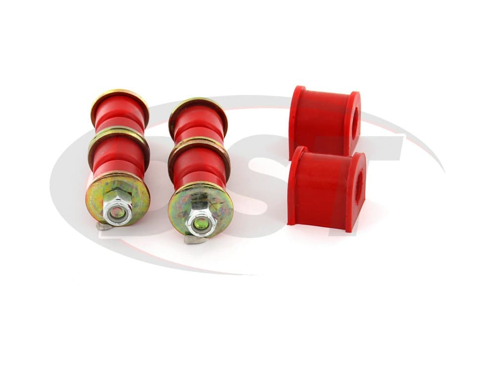 81105 Front Sway Bar Bushings and Endlinks - 16mm (0.62 inch)