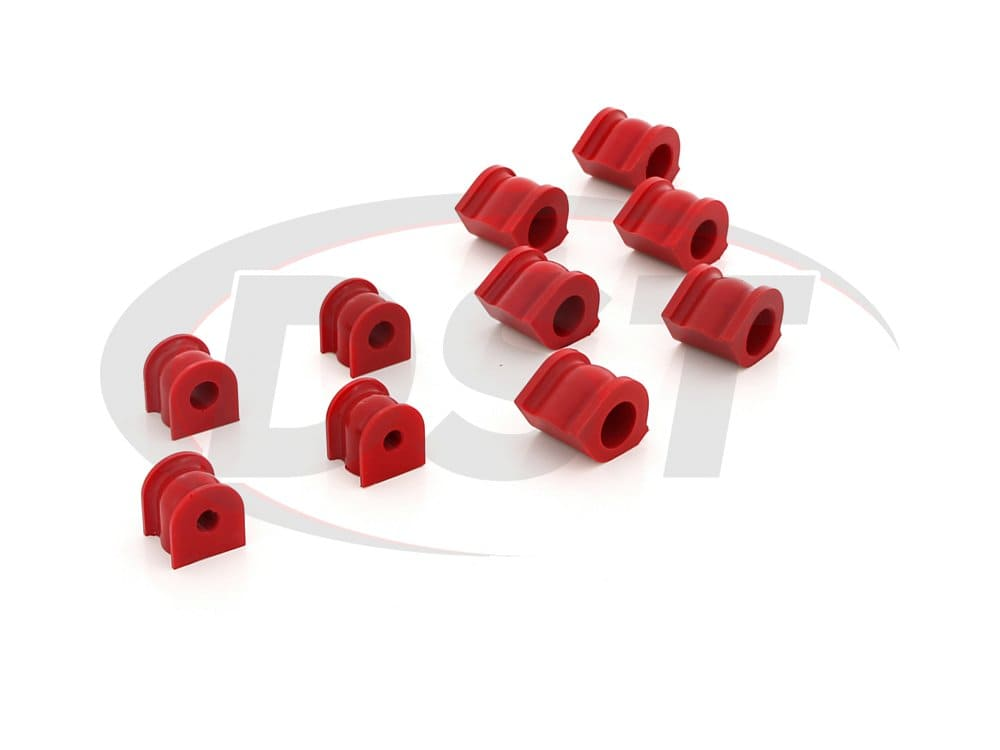 81143 Front and Rear Sway Bar Bushings