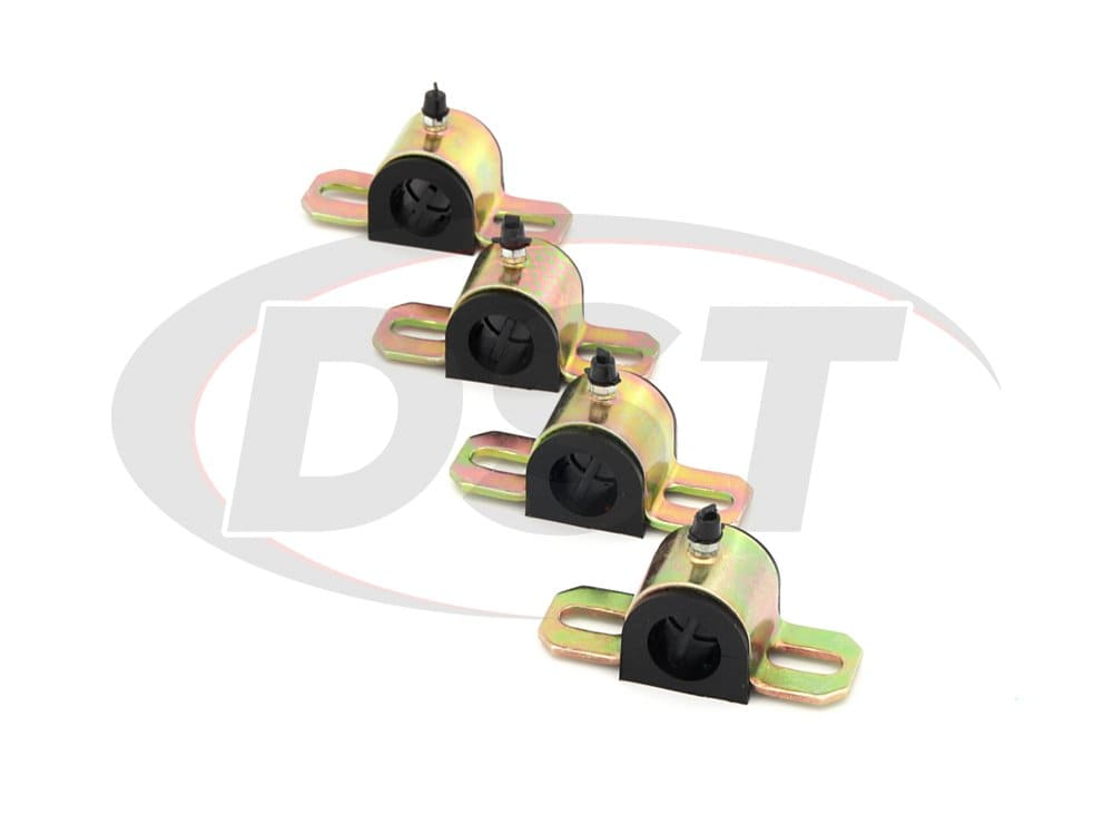 81146 Front and Rear Sway Bar Bushings - 21.50mm (0.84 inch)