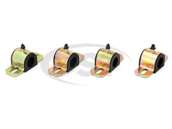 Front and Rear Sway Bar Bushings - 21.50mm (0.84 inch)