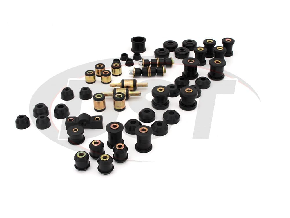 82009 Complete Suspension Bushing Kit - Honda Civic and CRX 88-91